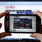 Mobile Webseiten und Logos