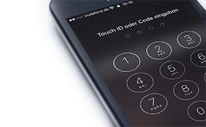 iPhone (iOS) Tastensperre umgehen