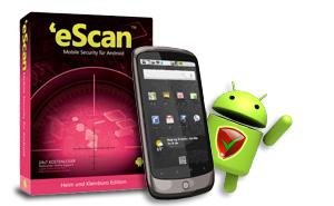 AntiVirus und Spionage Schutz für Android