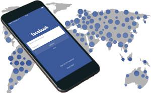 Mit Facebook Handy orten