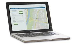 Handyortung mit Standortverfolgung am Computer