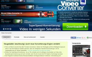 Movavi Videoconverter – Filme & Videos schnell konvertieren