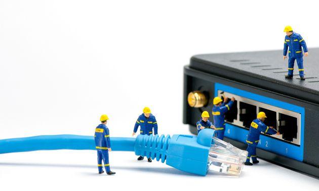 WLAN Router für Heimnetzwerk konfigurieren