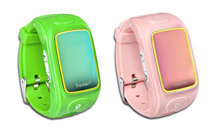 Multimedia GPS-Uhr Kids