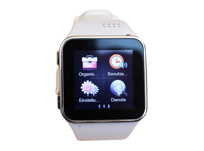smartwatch datecare g nstig kaufen. Black Bedroom Furniture Sets. Home Design Ideas