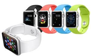 Apple Watch Smartwatch in verschiedenen Farben