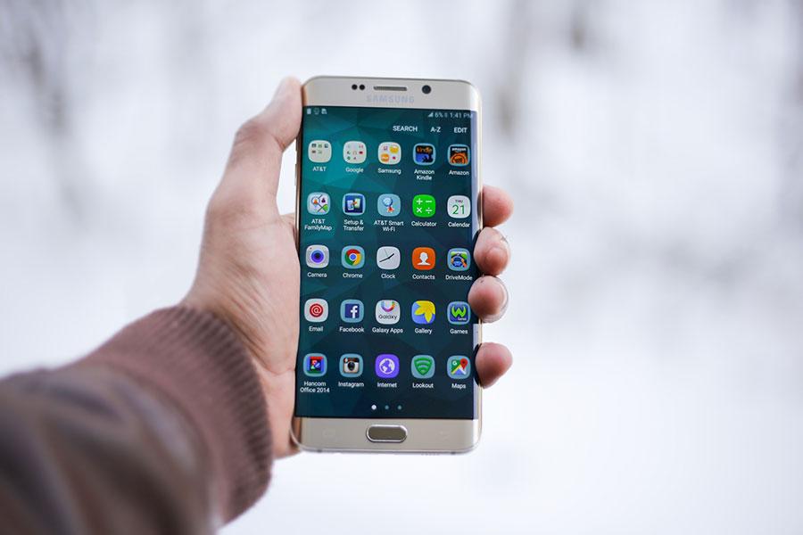 Find My Mobile Dienst von Samsung Galaxy S7