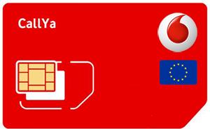 Vodafone erhöht LTE-Datenvolumen für CallYa Tarife