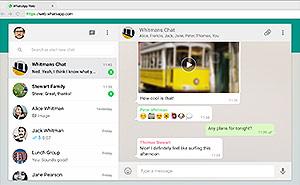 WhatsApp Nachrichten vor Blicken anderer schützen