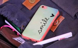 Handyhüllen schützen das Handy