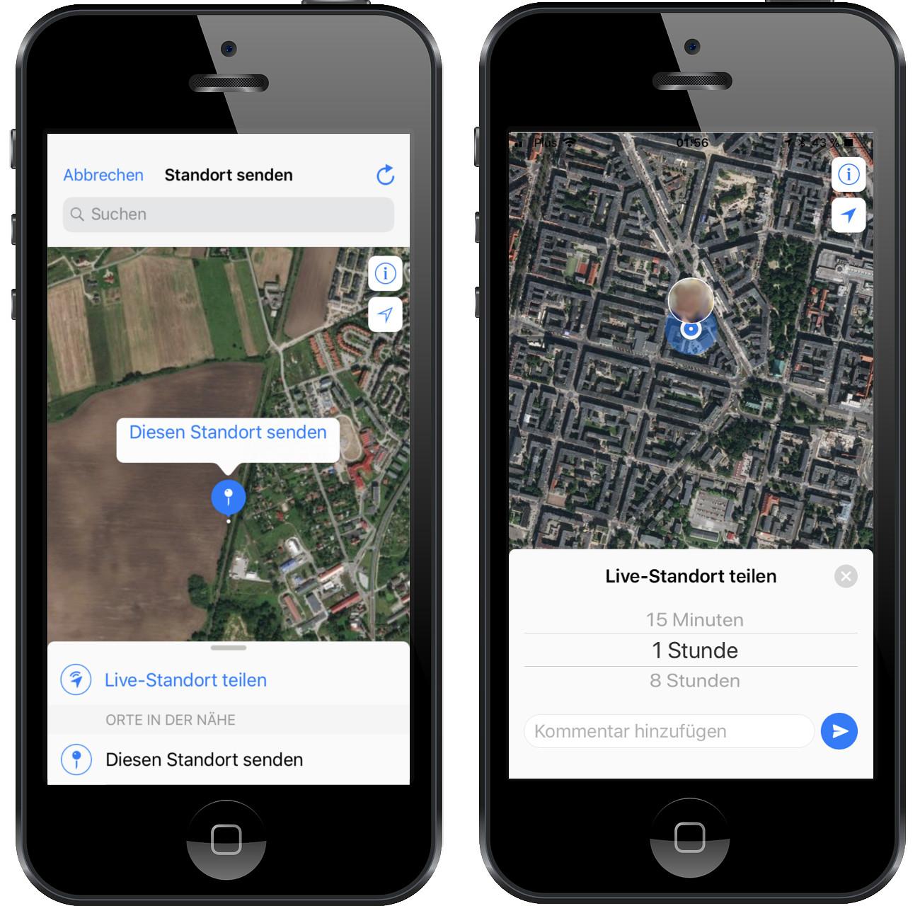 Handyortung von Android-Smartphones