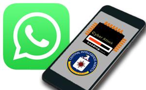 Hat die CIA WhatsApp geknackt?