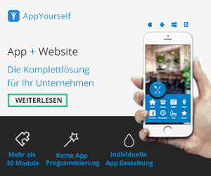AppYourself - App & mobile Webseite -