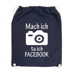 Facebook Tasche