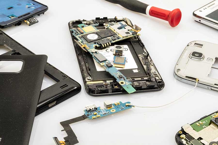Professionelle Handy Reparatur