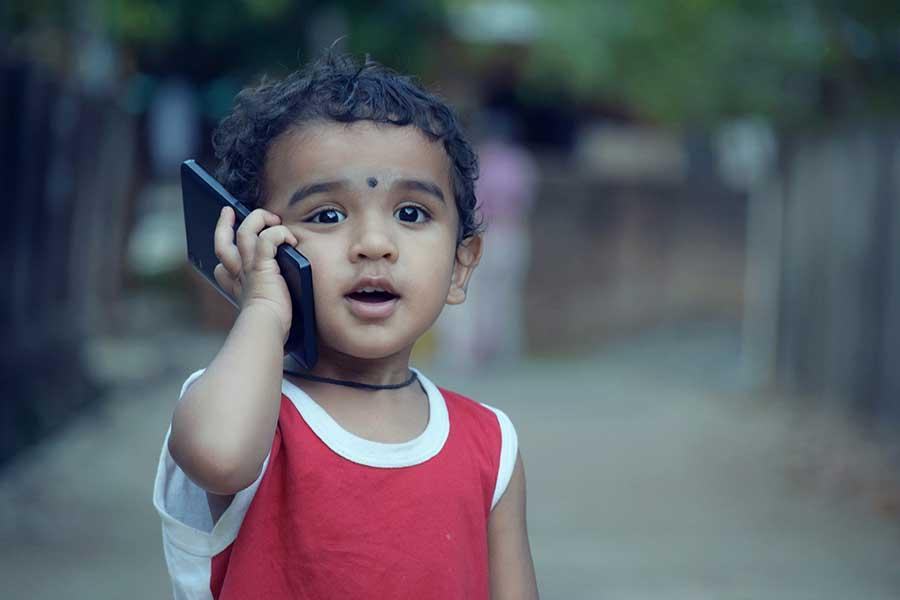 Kinderortung mit GPS