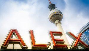 Alexanderplatz in Berlin, ein Sammelbecken für Taschendiebe