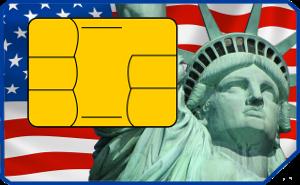 SIM-Karte für USA-Reisen
